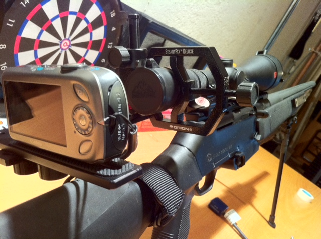 Oscilloscope With Camera Mount : Camera mount for scope springfield xd forum
